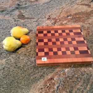 #5 Square serving/cutting board