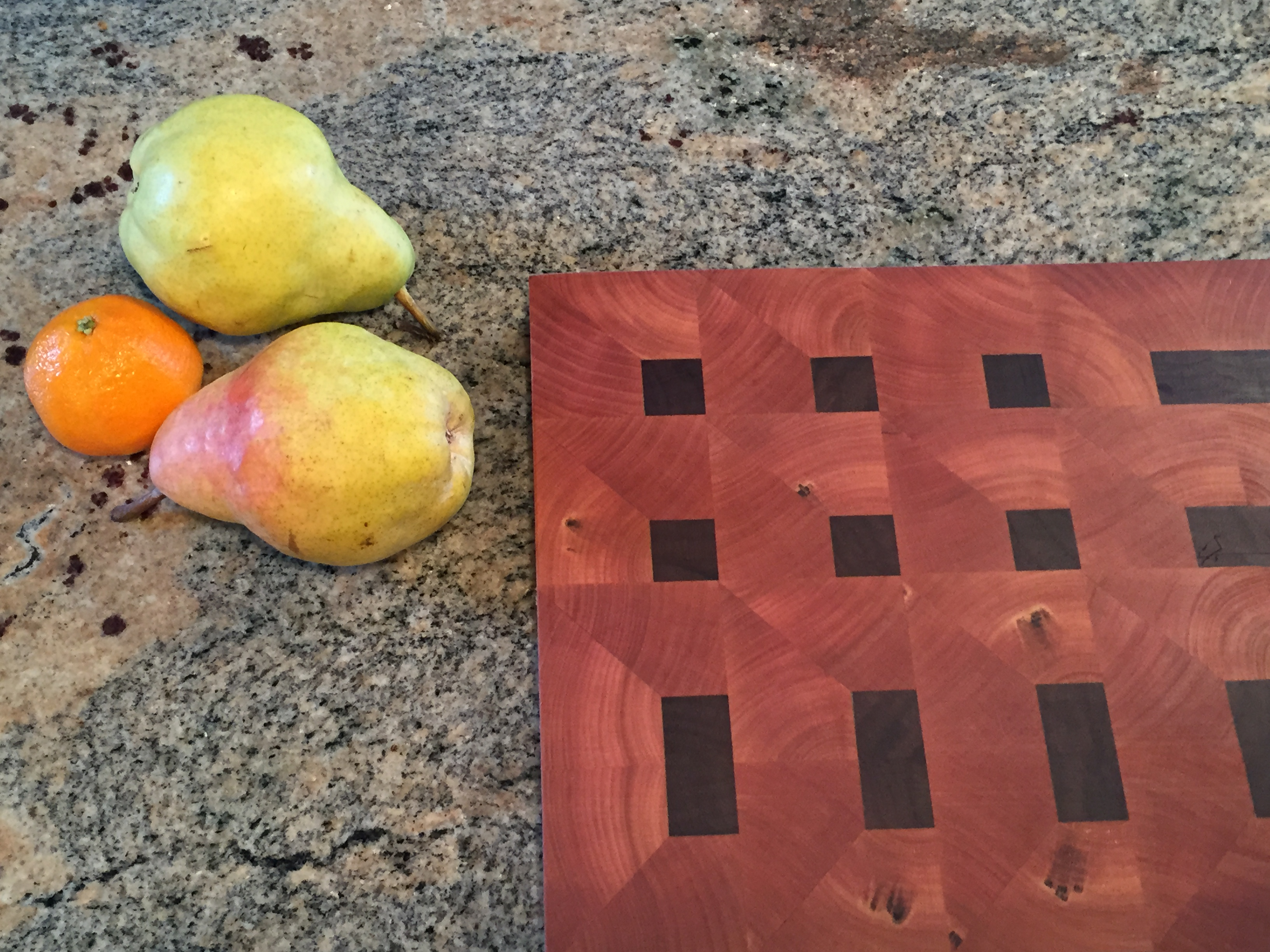 #8 Rectangular cutting board