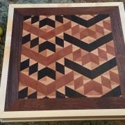 #10 Square Serving/cutting board