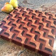 #11 Rectangular serving/cutting board 3D illusion