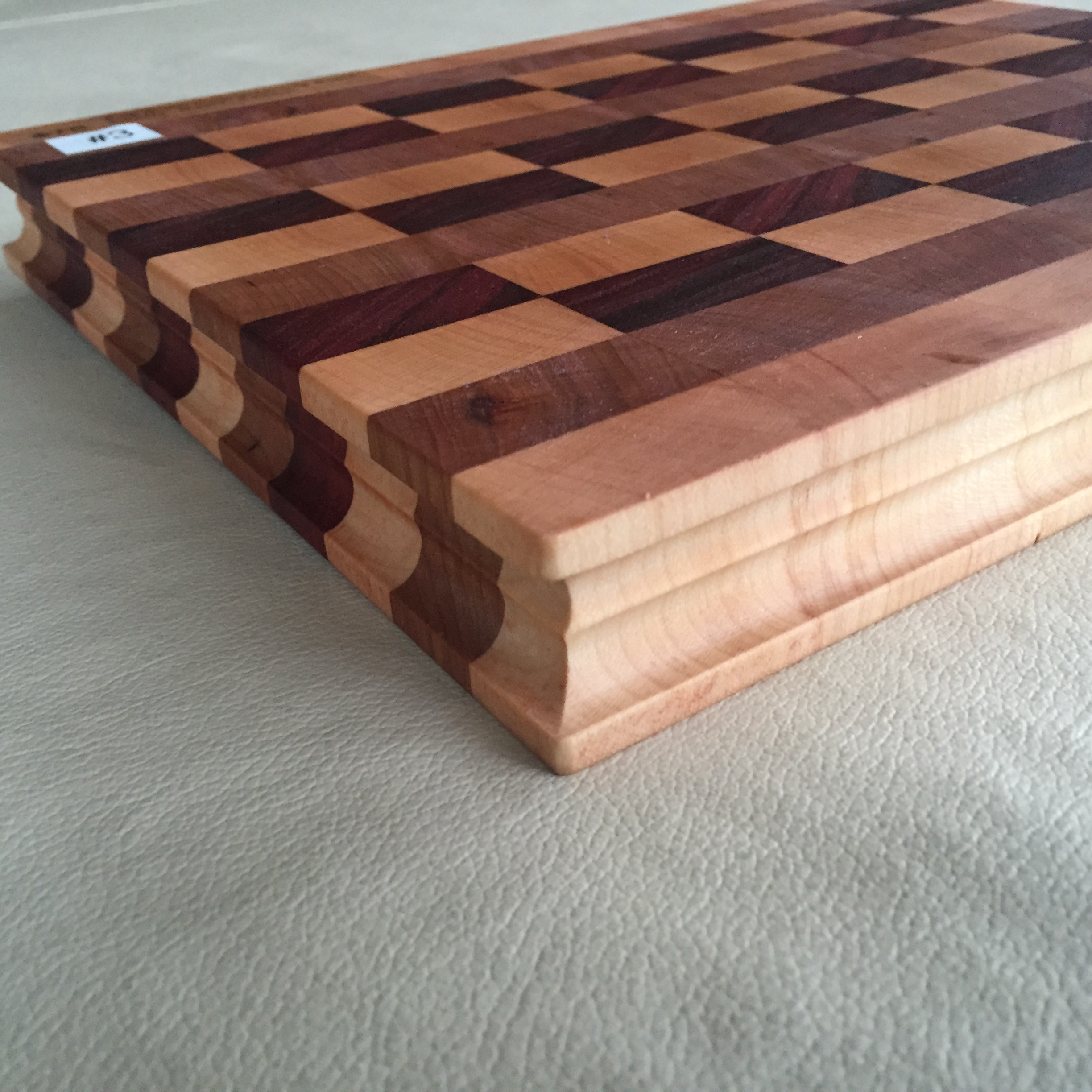 Rectangular serving/cutting board