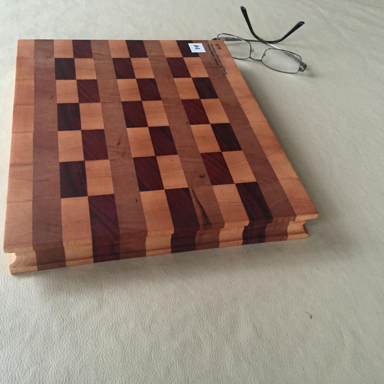 #4 Rectangular serving/cutting board