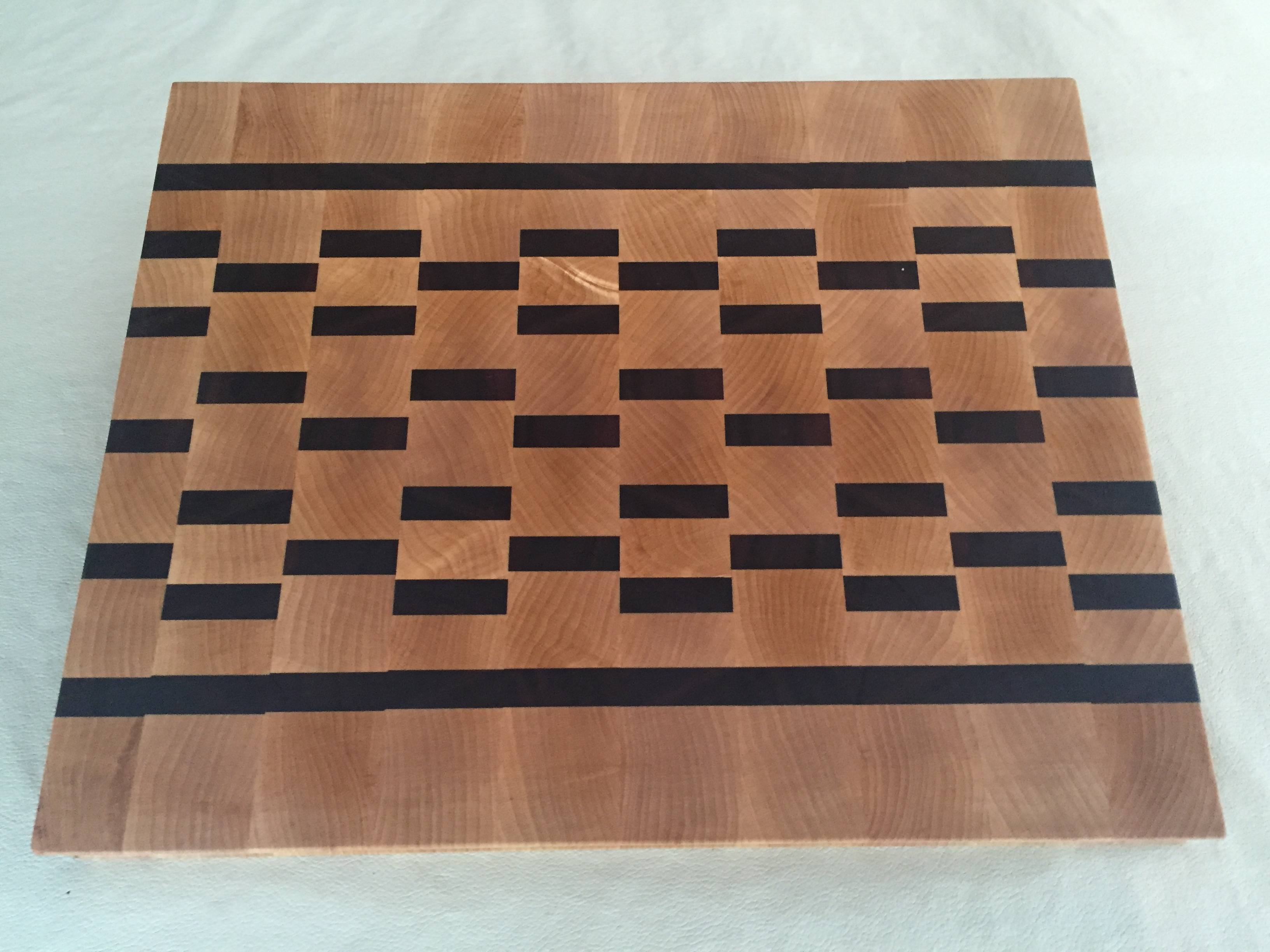 #9 Rectangular serving/cutting board